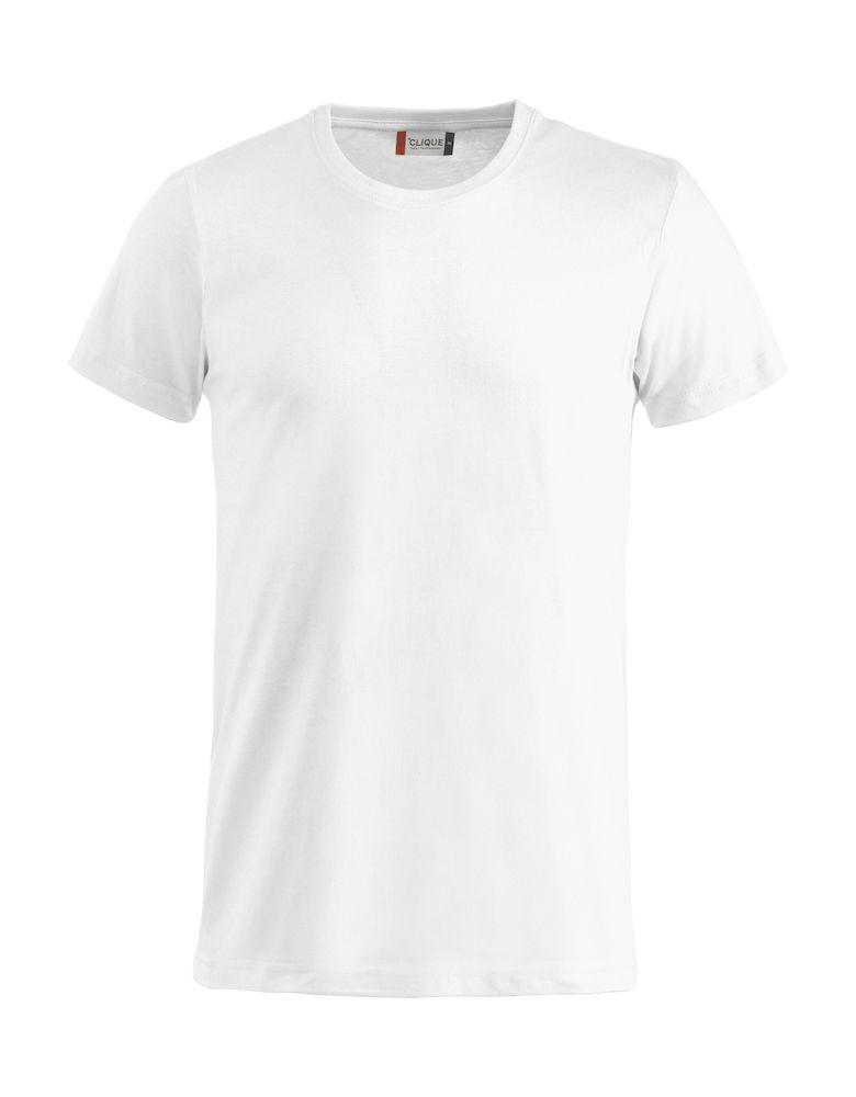Clique Basic T Shirt 029030 T Shirts Slothwear