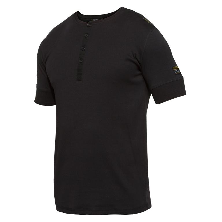 Workzone Explore Grandad S S T Shirt 0929 565 T Shirts