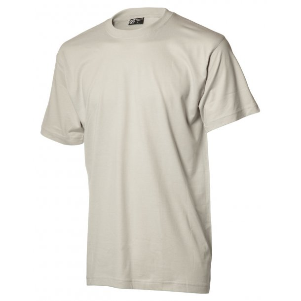 Hurricane Heavy Tee T shirt Silver 10.228