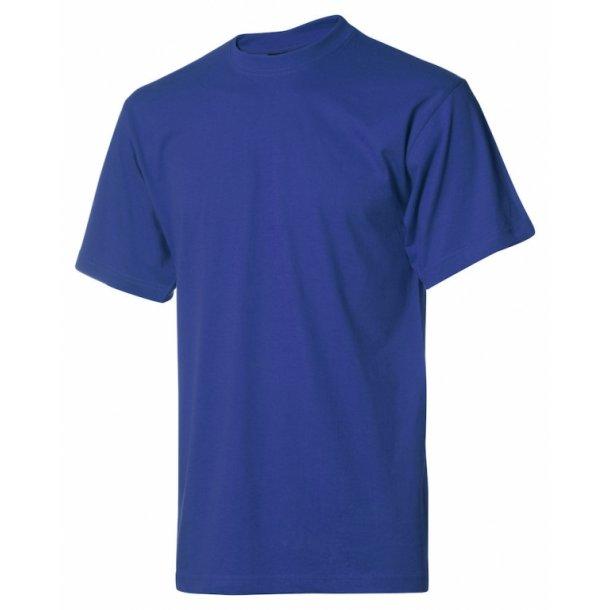 Hurricane Heavy Tee T shirt Royal 10.228