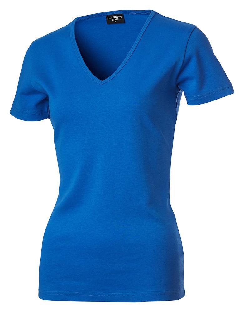 Hurricane View T shirt Lady 50.227