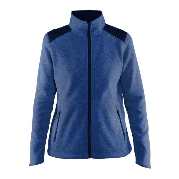 Craft Noble Zip Heavy Knit Fleece Dame 1904588