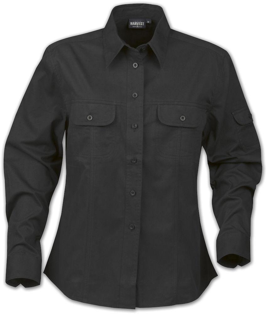 c6c4824a Harvest Marion Skjorte Dame 2123010 - Skjorter - SlothWear