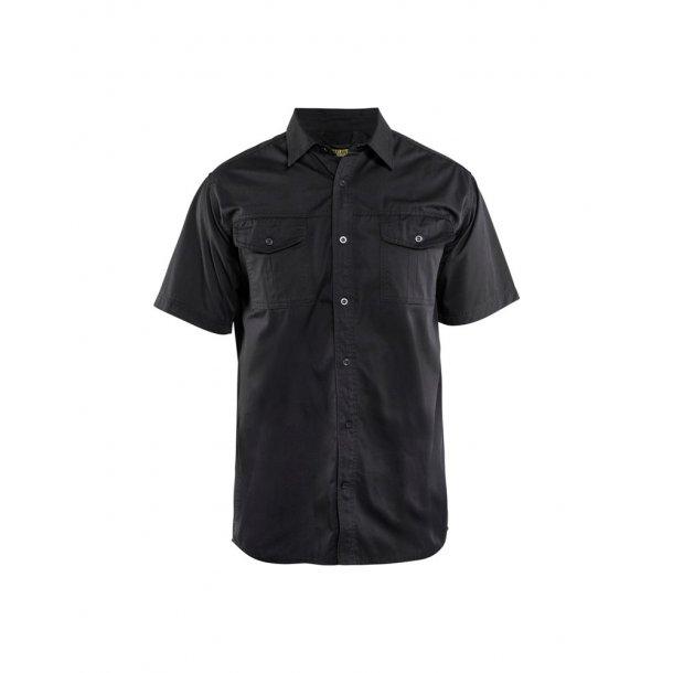 Blåkläder Twill Skjorte S/S 3296