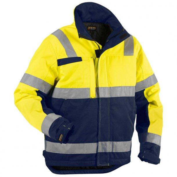 Blåkläder High Vis Vinterjakke 4862