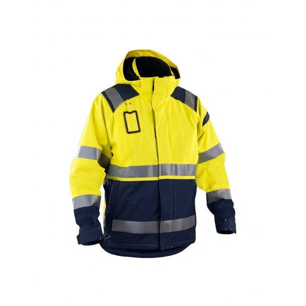 93e0ce8fff9 Blåkläder High Vis Skaljakke 4987 - Hi-Vis/Reflekstøj - SlothWear