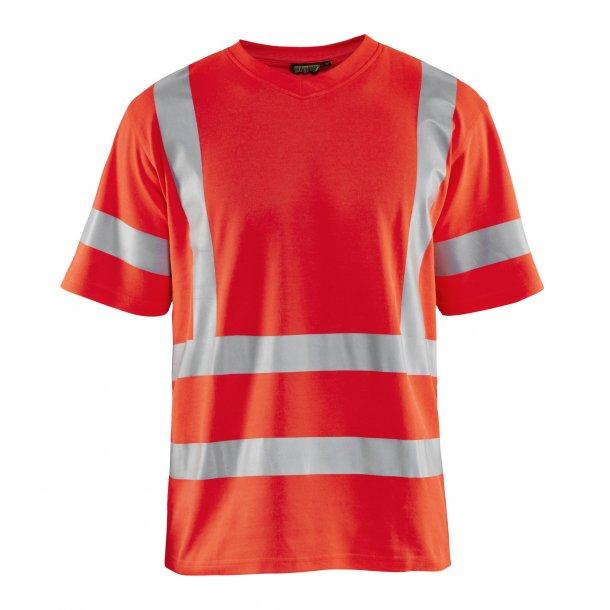 b75ca4b2 Blåkläder High Vis UV T-shirt 8947 - Hi-Vis/Reflekstøj - SlothWear