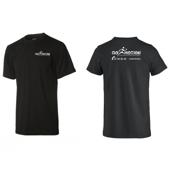 Hurricane Basic T shirt 10.225 Go Motion