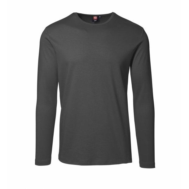 ID Interlock T shirt LS 0518