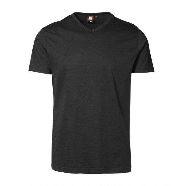 ID T Time T shirt V hals 0514