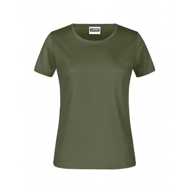 5fe586eb James & Nicholson Basic-T Dame JN789 - T-shirts - SlothWear